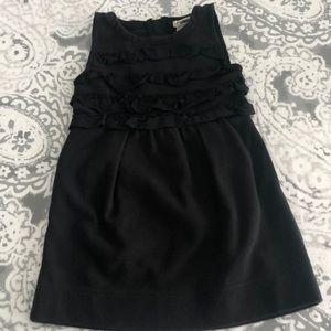 CrewCuts by JCrew size 2T Little Black Dress